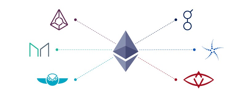 Ether e Tokens da Ethereum