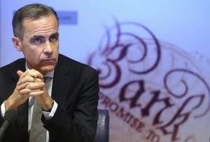 Mark Carney disse que as moedas digitais careciam de normas