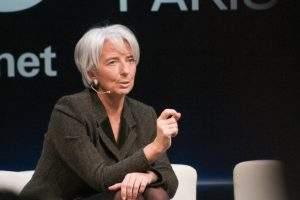 Christine Lagarde disse que a mesma tecnologia das criptomoedas pode ser usada na regulação (Foto: Adam Tinworth)