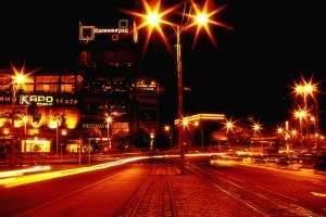 Cidade de Calinigrado à noite (Foto: Dima Bushkov/Flickr)