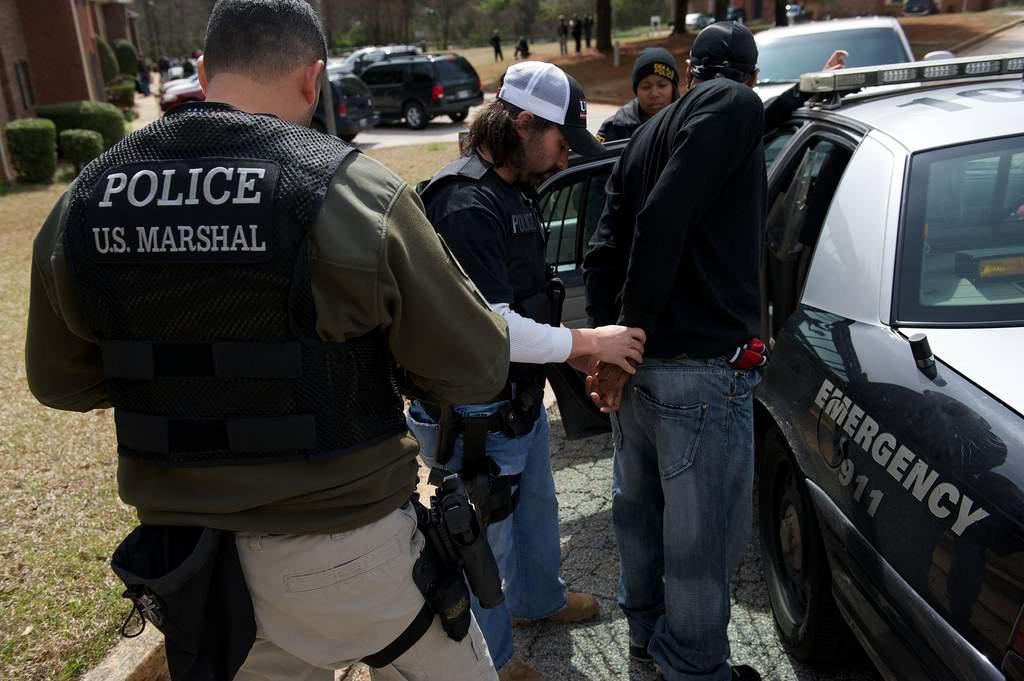 Criptomoedas em posse dos US Marshals foram apreendidas em diversas operações (Foto: Shane T. McCoy/US Marshals)