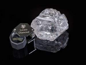 Lucara Diamond quer melhorar sistema de rastreamento de pedras preciosas (Foto: Reprodução Facebook)