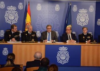Agentes esclareceram detalhes durante coletiva de imprensa (Foto: Divulgação/Polícia)