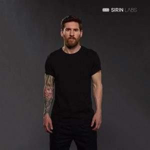 Marca de celulares ultra-seguros contratou jogador do Barcelona (Foto: Divulgação)