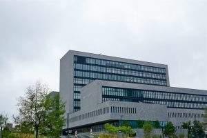 Sede da polícia europeia na Holanda (Foto: Roel Wijnants/Flickr)