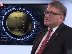 Jon Matonis em entrevista sobre o Bitcoin (Foto: Reprodução/Youtube)