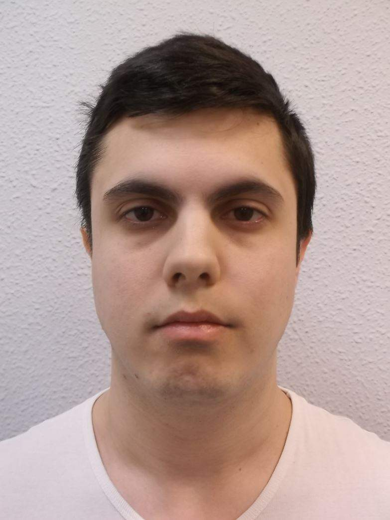 Gabriele Pearson foi condenado a 15 anos de prisão (Foto: Surrey Police/Divulgação)