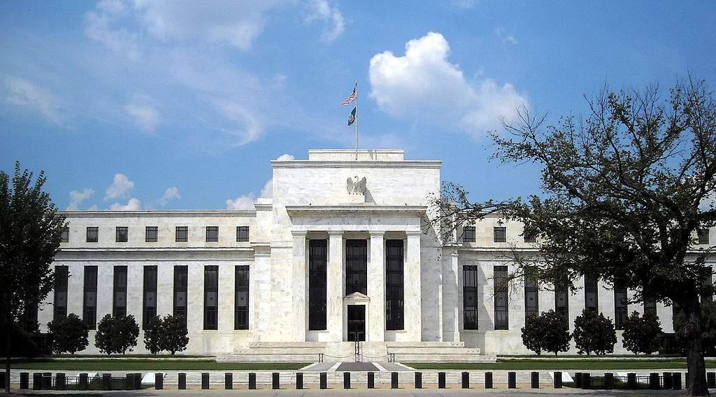 Prédio da Banco Central dos Estados Unidos (Foto: Wikimedia Commons)