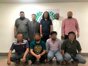 (Foto: Divulgação/Polícia de Dubai)