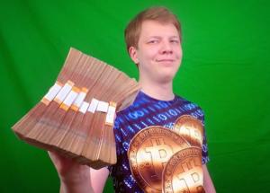 Pavel Nyashin, 23, estaria deprimido desde que foi roubado (Foto: Reprodução/Instagram)