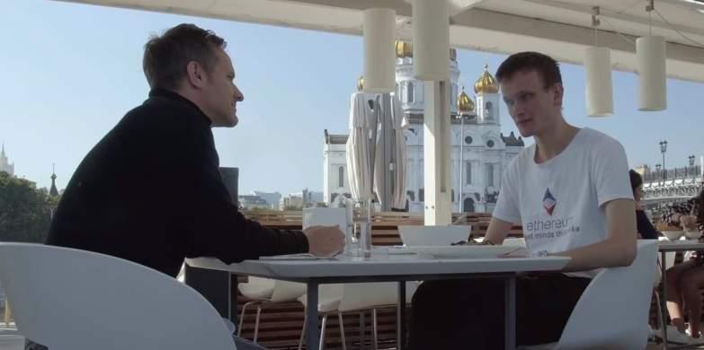 Vitalik Buterin em entrevista à Vice News. Foto: Reprodução/Vice News