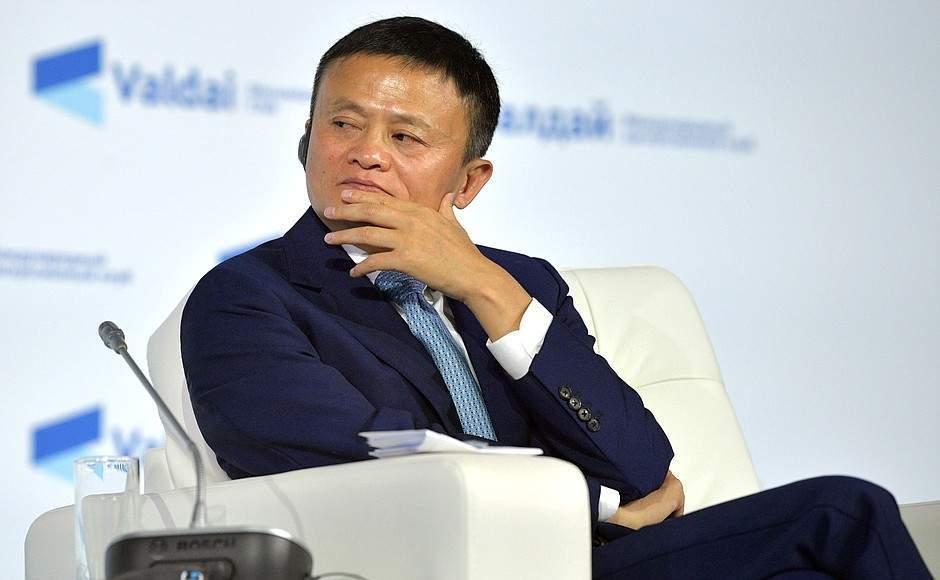Executivo da multinacional chinesa, Jack Ma (Foto: Divulgação)