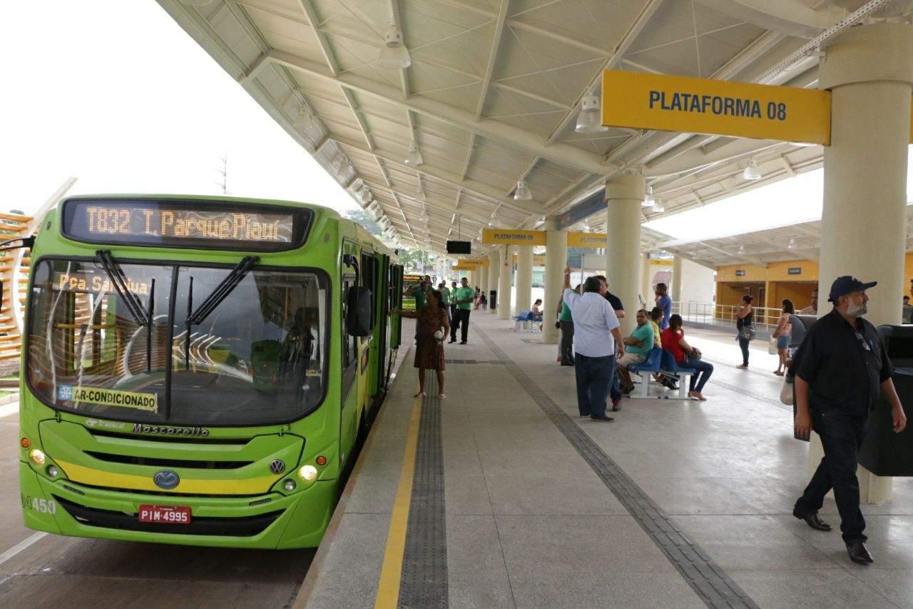 Prefeitura de Teresina quer usar Blockchain para gerir o transporte público municipal. (Foto: Renato Bezerra/ASCOM)