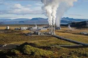 Usina Geotérmica de Nesjavellir, na Islândia (Foto: Gretar Ívarsson/Wikimedia)