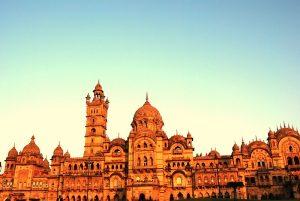 Palácio de Laxmi, Gujarat (Foto: Vimalkheerti/Wikimedia)
