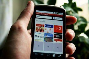 Navegador Opera para Android (Foto: Johan Larsson/Flickr)