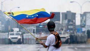 Protesto contra a crise humanitária na Venezuela (Foto: Efecto Eco/Wikimedia)