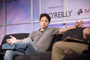 Sergey Brin durante conferência Web 2.0 (Foto: James Duncan Davidson/Wikimedia)
