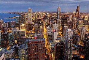 Chicago, EUA (Foto: Allen McGregor/Wikimedia)
