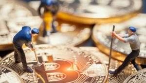 Valorização do bitcoin aumenta demanda por equipamentos de mineração