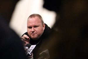 Kim Dotcom, fundador do Mega Upload (Foto: Robert O'Neil/Wikimedia)
