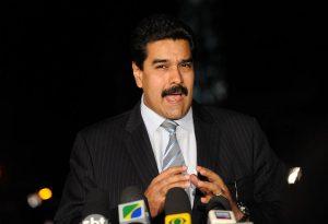 Nicolás Maduro, ditador venezuelano (Foto: Agência Brasil/Wikimedia)