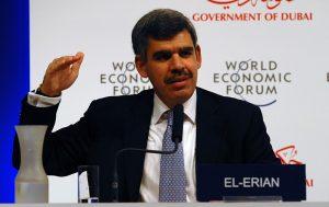 Mohamad El-Erian em encontro do Fórum Econômico Mundial (Foto: World Economic Forum/Wikimedia)