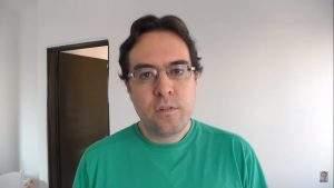 Daniel Fraga tem vários processos contra ele (Foto: Reprodução Youtube)