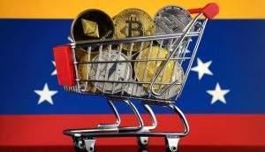 Venezuela é o terceiro país do mundo com maior uso de criptomoedas, diz estudo