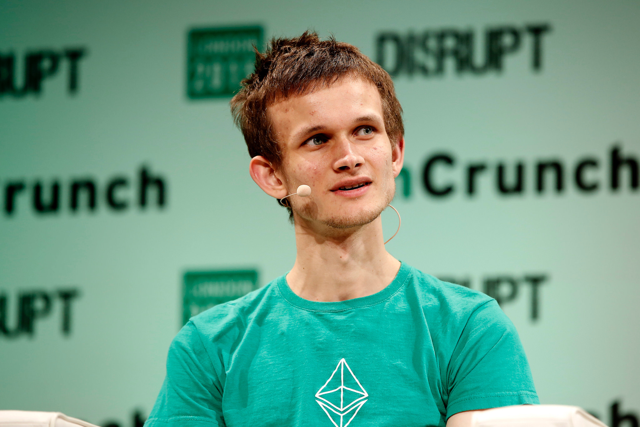 Vitalik Buterin, fundador do Ethereum (Foto: TechCrunch/Flickr)