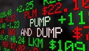 Esquemas Pump and Dump são comuns no mercado de criptomoedas (Foto: Shutterstock)