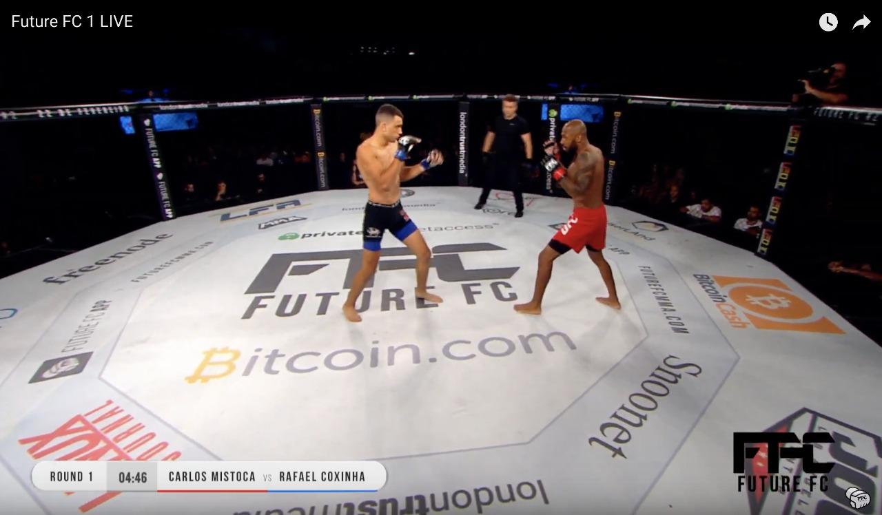 Evento de MMA no Brasil tem patrocínio do Bitcoin.com e Bitcoin Cash