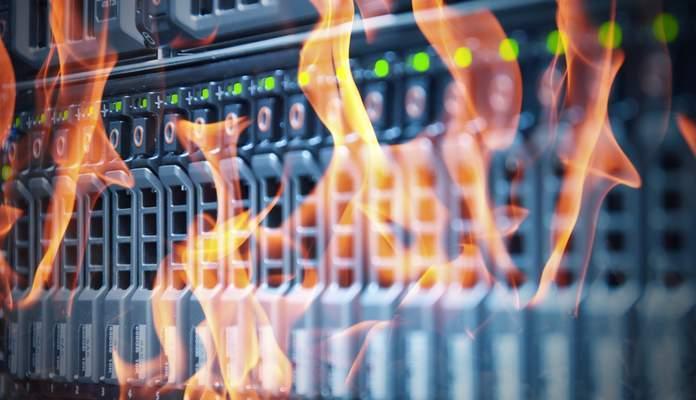 Exchange alega incêndio em datacenter e 7% dos usuários perdem acesso aos bitcoins