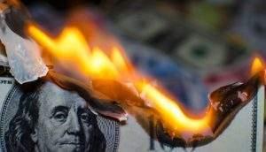 Dívida dos EUA explode e atinge novo recorde (Foto: Shutterstock)