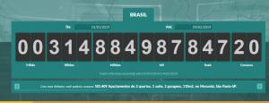 (Foto: Reprotução/Impostrometro.com.br)
