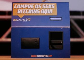 Terminal para compra de Bitcoin apreendido na InDeal é de empresa da Minerworld