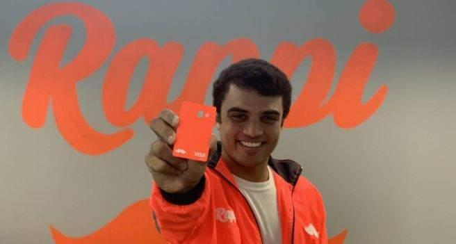 Em parceira com a Visa, Rappi lança cartão pré-pago no Brasil