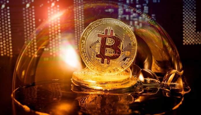 A bolha do Bitcoin voltou, diz especialista em mercados financeiros