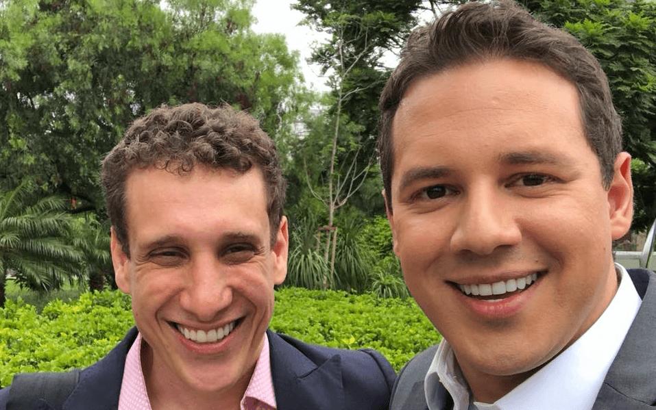 Plataforma de investimentos contrata ex-jornalistas da Rede Globo Dony De Nuccio e Samy Dana