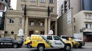 Polícia Militar cumpre mandado de busca e apreensão na sede do Bitcoin Banco