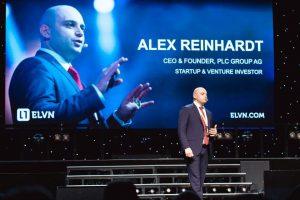 Alex Reinhardt, fundador da ELVN Messenger. (A. REINHARDT)