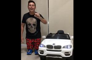 """'Vendedor Sincero' oferece BMW para 'piramideiro junior'; """"Eu brinco, mas é coisa séria"""""""