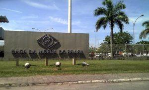 Funcionários da Casa da Moeda se manifestam contra privatização da estatal