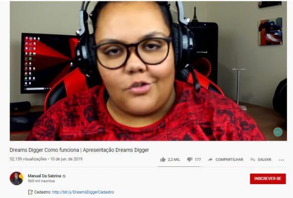 Youtubers que somam quase 2 milhões de seguidores turbinaram esquema da DD Corporation