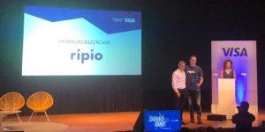 Empresa de Bitcoin vence programa de aceleração da Visa no Brasil