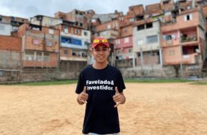 Criador do 'Favelado Investidor' investe desde os 15, não compra bitcoin e passa longe das pirâmides