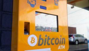 Caixa Eletrônico de Bitcoin