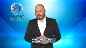 Suspeita de ser pirâmide financeira, Oasis Mercosul promete ganhos de 30% e mente sobre aval da CVM