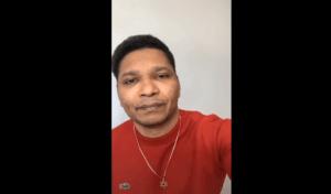 Deivanir Santos, criador da Midas Trend (Foto: Reprodução/Youtube)