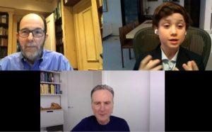 Youtuber de 11 anos entrevista grandes nomes do mercado brasileiro